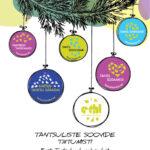 Eesti Tantsuhuvihariduse Liidu pühadetervitus!